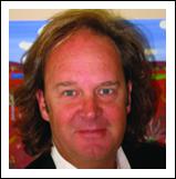 Photo of Author Mark Greenwood