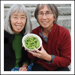 Photo of Author Ginnie Lo & Illustrator Beth