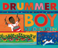 Drummer Boy of John John Cover