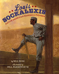Louis Sockalexis: Native American Baseball Pioneer Cover