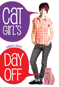 Cat Girl's Day Off cover