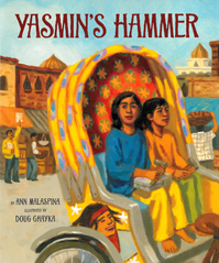 Yasmin's Hammer Cover