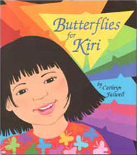 Butterflies for Kiri Cover