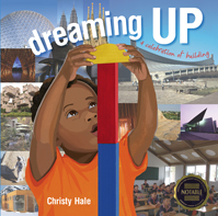 Dreaming Up: A Celebration of Building Cover