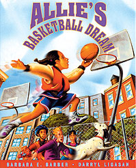 Allie's Basketball Dream Cover