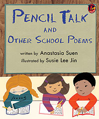 Pencil Talk and Other School Poems Cover