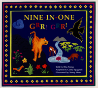 Nine-In-One Grr! Grr!