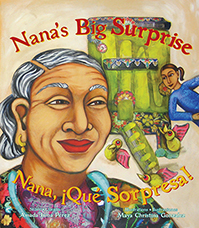Nana's Big Surprise/ Nana, ¡Qué Sorpresa!