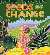 Seeds of Change: Planting a Path to Peace Cover