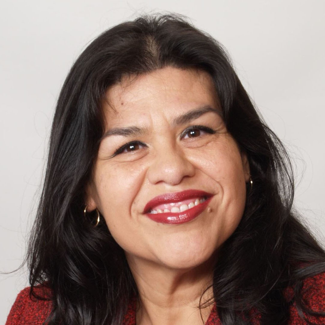 Photo of Author Guadalupe Garcia McCall