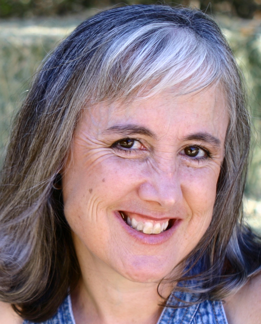 Photo of Author Karen Sandler