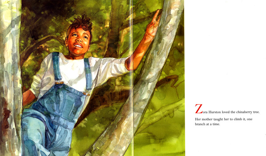 gender and race in zora neale Teaching the african diaspora in the americas with their eyes were watching god: students researching through fieldwork and fiction lesson guide.