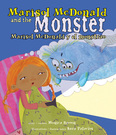 """""""Marisol McDonald and the Monster"""""""
