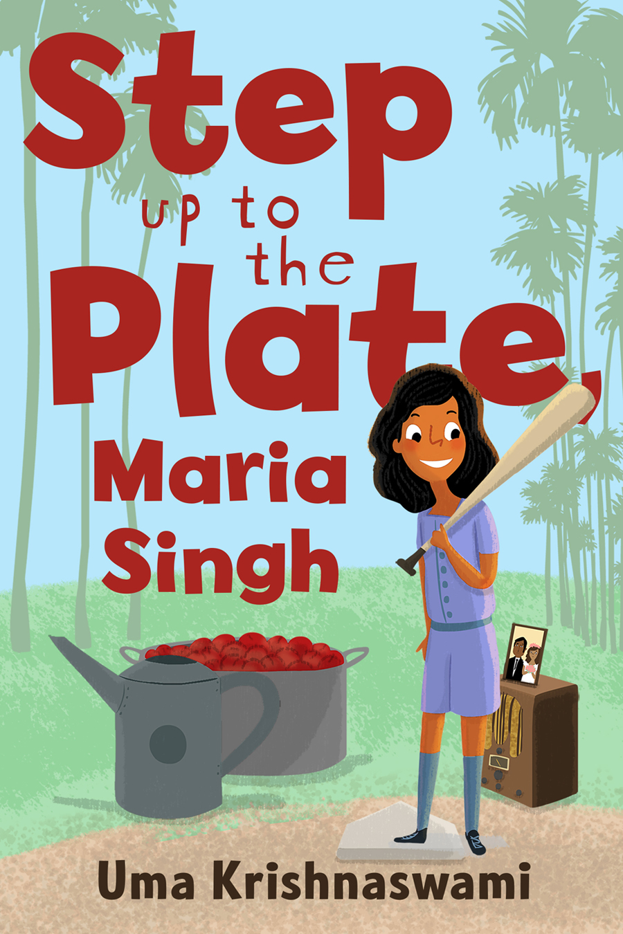 Image result for step up to the plate maria singh