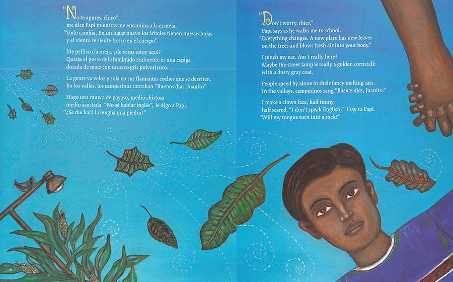 Teacher's Guide - The Upside Down Boy / El niño de cabeza | Lee