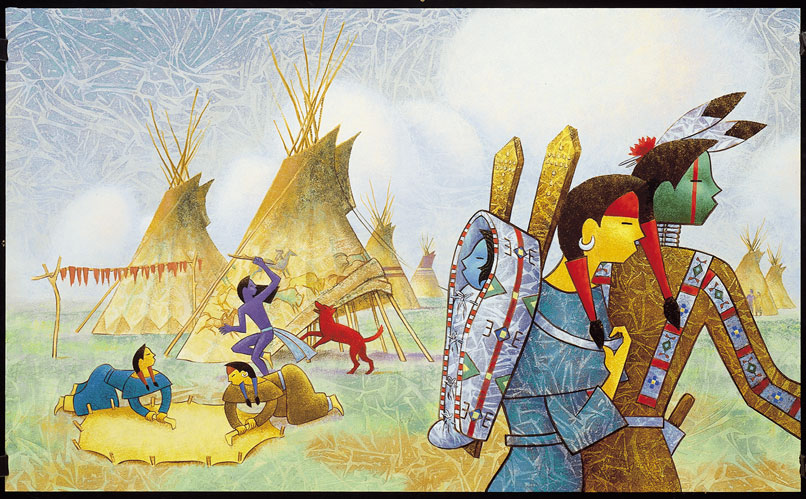 a report on the life leadership and vision of crazy horse Gr 4-8—in this novel that seamlessly integrates lakota history and oral tradition, marshall takes readers along for a road trip with jimmy and his maternal grandfather as they embark on a vision journey, visiting famous landmarks, monuments, and landscapes integral to the life of the great warrior and leader crazy horse.