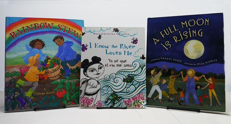 Science Books - Pre K, Grade 1, Grade 2   Lee & Low Books