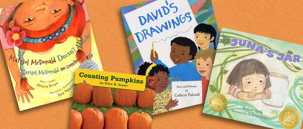 Pre K, Kindergarten, Grade 1 - 2 Books | Lee & Low Books