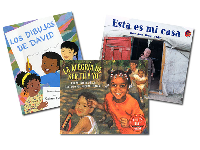 Diverse Background Spanish Collection Grades PreK-2