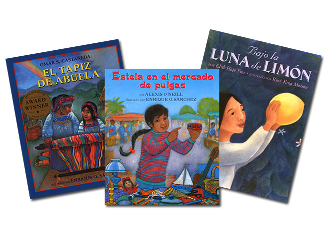 Latin American Spanish Collection Grades 3-6
