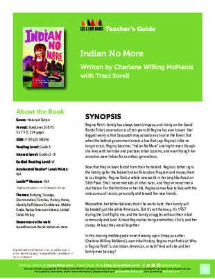 Preview_indiannomore_teachersguide