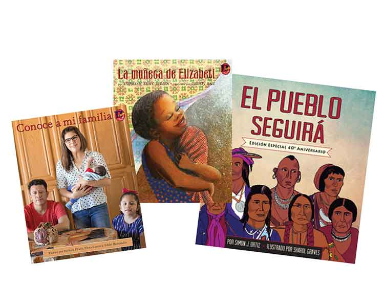 ELL and Dual Language Bookroom